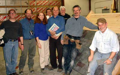 Joseph Jenkins, Inc. - slate roofing course for architects