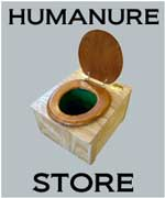 The Humanure Store - Compost Toilets and Accessories
