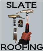 Slate Roofing Tools Supplies and Equipment
